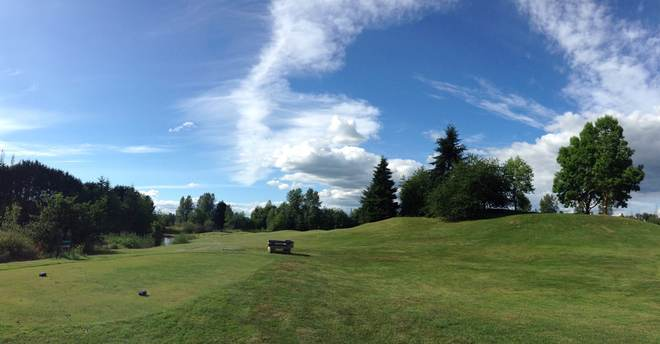 Golf Day Langley, British Columbia Canada
