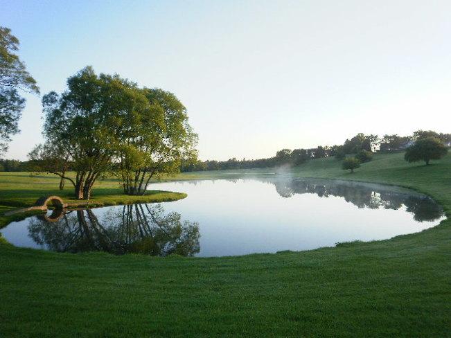 Pond @ Dawn Pictou, NS
