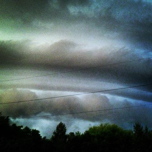 Storm Alexander, Manitoba Canada
