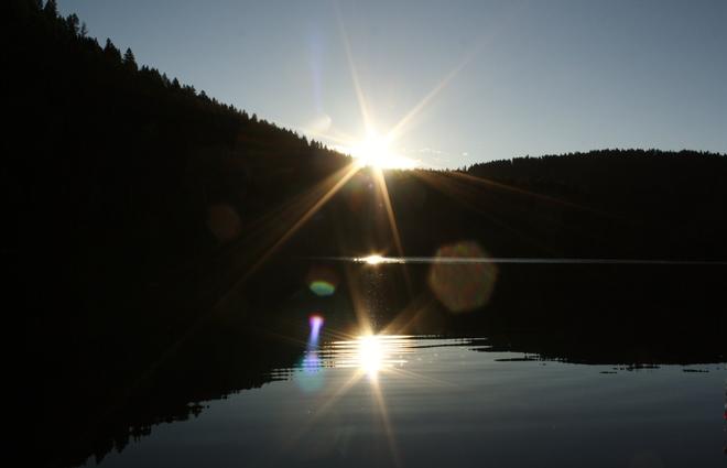 3 Suns echo lake bc canada