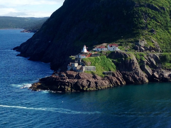 Fort Amherst St. John's, Newfoundland and Labrador Canada