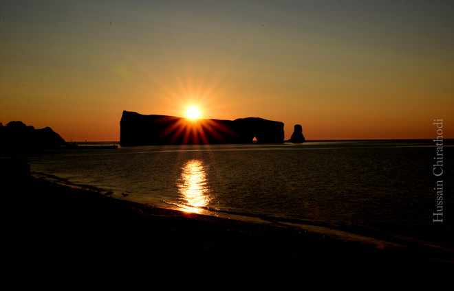 Sunrise Percé, QC