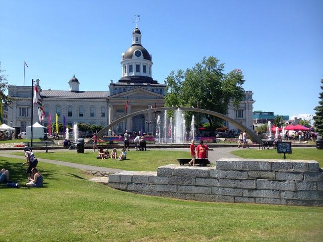 Kingston downtown Kingston, Ontario Canada