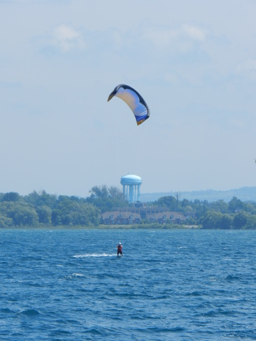 A Day of Parasailing Collingwood, ON