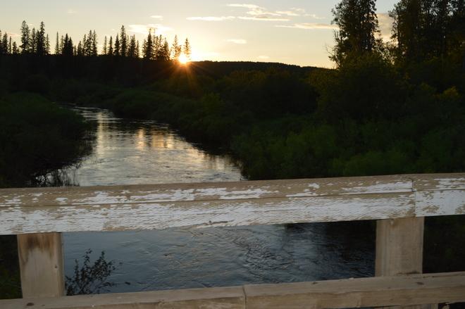 McBride Lake Yorkton, Saskatchewan