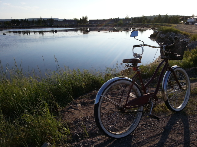 Early Morning Ride Glovertown, NL