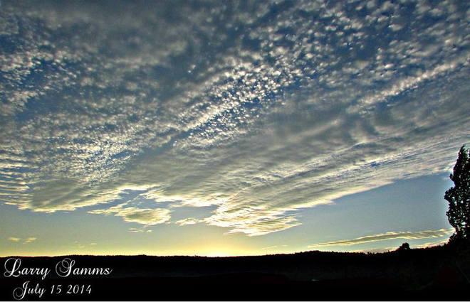 """""""Amazing Sky"""" Springdale, Newfoundland and Labrador Canada"""