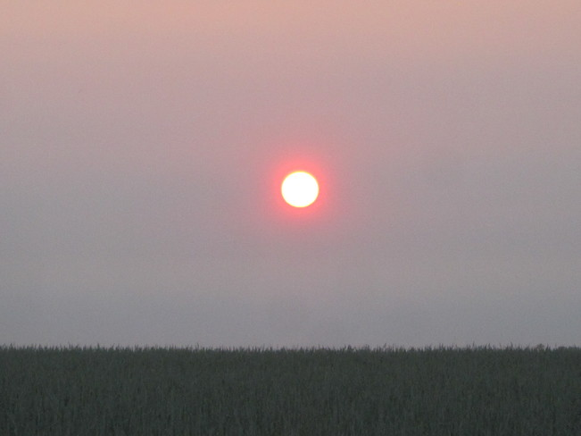 Smoky Sunset Maple Creek, SK