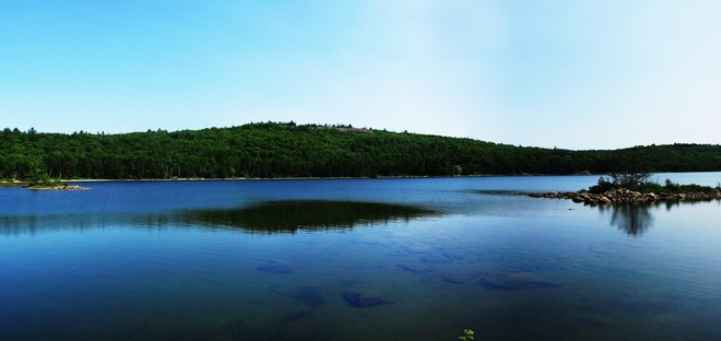 Hike To Rochester Creek Elliot Lake, ON