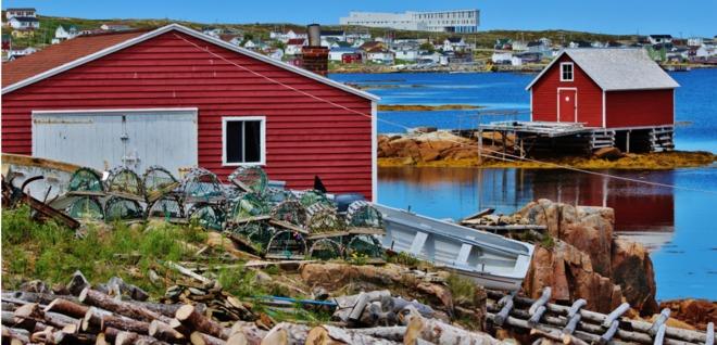 Harbour St. John's, NL