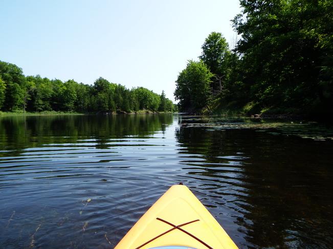 Canoe Lake Canoe Lake, South Frontenac, ON