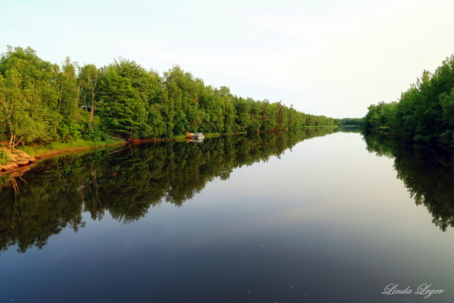 Peaceful 16 Lemenager Road, Shediac River, NB E4R 1M6, Canada
