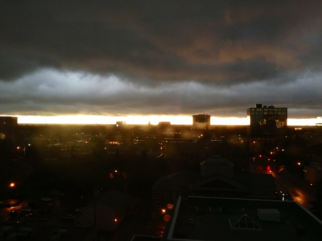 Living Skys Indeed! Regina, Saskatchewan Canada