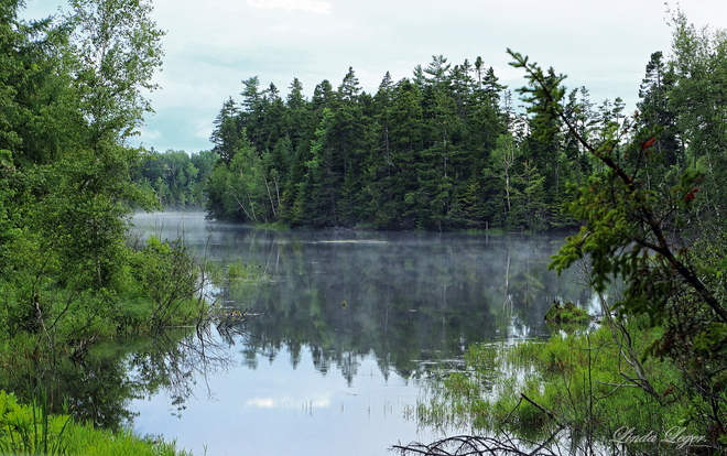 Misty Waters 1587 Chemin McLaughlin Road, Ammon, NB E1G 3P4, Canada
