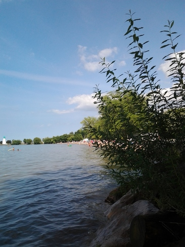 Beach Day! Port Dalhousie, St. Catharines, ON