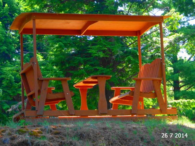 Un air d'été chez Loulou :) Mauricie, Trois-Rivières, QC