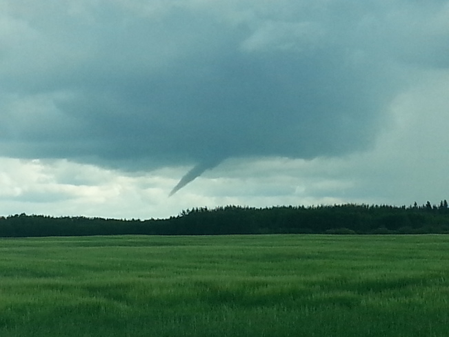 Funnel Cloud Township Road 565A, Lindbergh, AB T0A 2J0, Canada