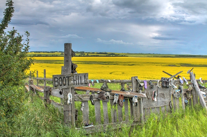 Boot Hill Bounty, SK