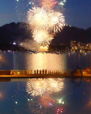 Celebration of Light Vancouver, BC