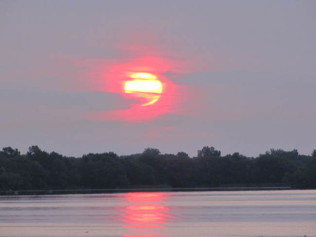 Sunrise on a peaceful morning at Meyers pier belleville ontario Belleville, ON