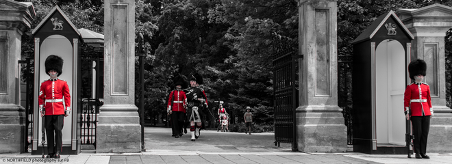 Changing of the Guards! Ottawa, ON