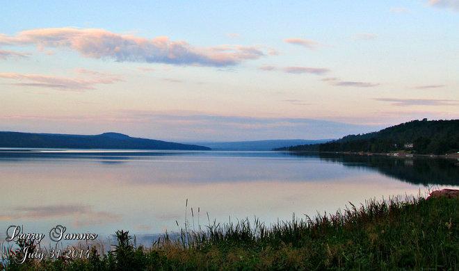 """""""West Pond"""" Springdale, Newfoundland and Labrador Canada"""