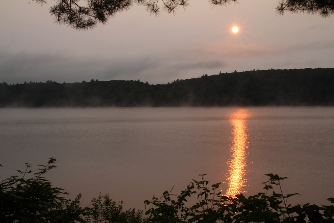 Sunrise :) Bracebridge, ON
