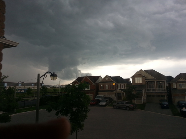 Sever weather in stouffville Whitchurch-Stouffville, ON L4A0E7