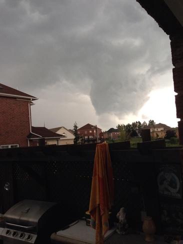 Tornado Stouffville, Whitchurch-Stouffville, ON