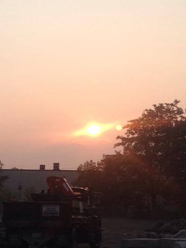 Sunrise Cambridge, Ontario Canada