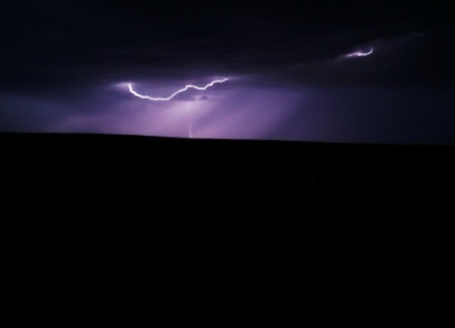 lightning Brooks, Alberta Canada