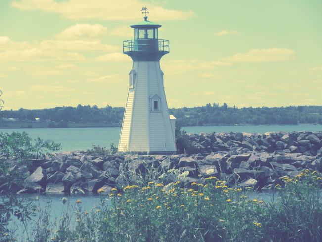 Lighthouses and Bees Prescott, ON
