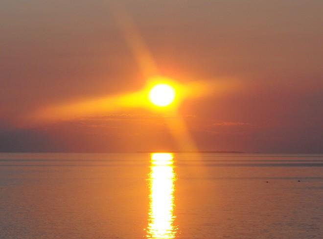 sunsets Callander, ON