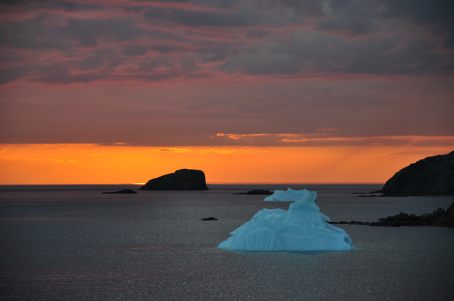 Twillingate sunset Twillingate, NL