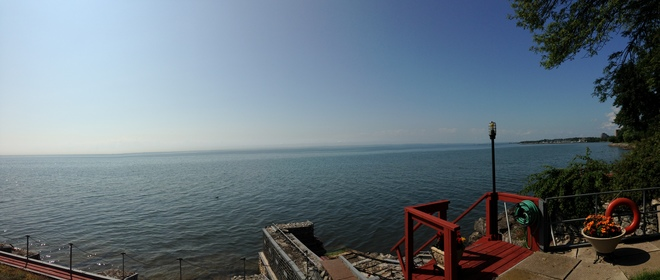 Beautiful Day On The Water Front Burlington, ON