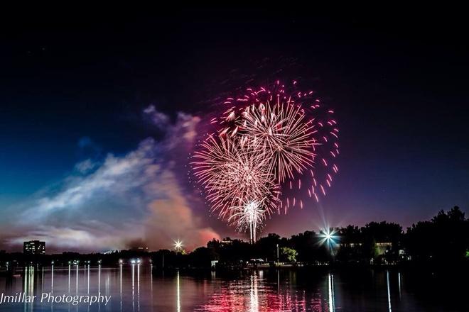qcx fireworks Regina, Saskatchewan Canada