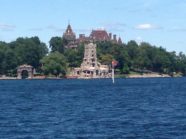 1000 islands Leeds and The Thousand Islands, Ontario Canada