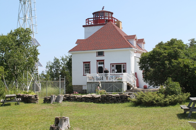 National Light House Day! Cabot Head, Cabot Head Road, Miller Lake, ON
