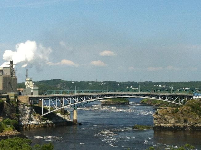 Reversing Falls Saint John, NB