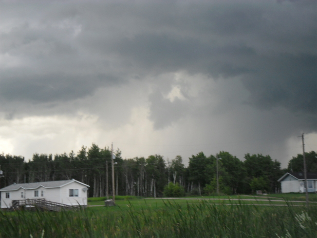 Storm near Riding Mountain park Rossburn, MB
