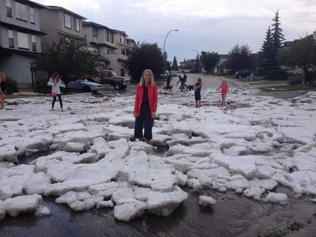 Tuscany NW calgary hail storm 934046 Cottage Road, Orangeville, ON L9W 2Y8, Canada