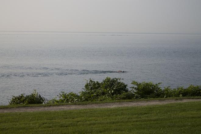 Early Morning Swim Oakville, ON