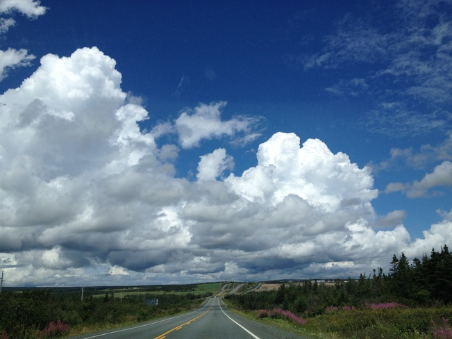 Calm after the storm! Mount Pearl, Newfoundland and Labrador Canada