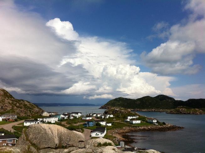 Edge of the Storm Ramea, Newfoundland and Labrador Canada