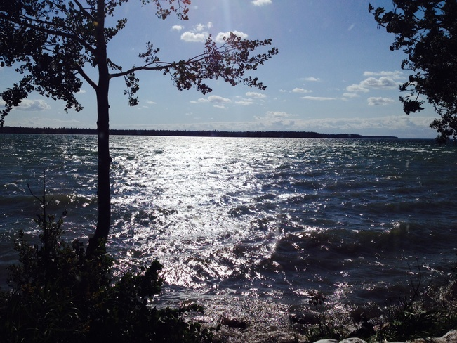 Clearwater Lake The Pas, Manitoba Canada