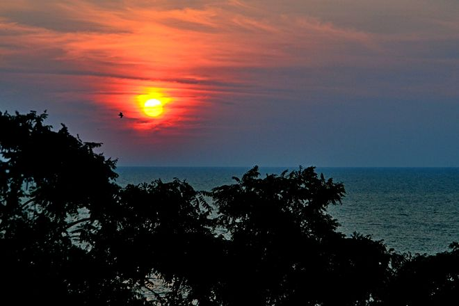 Sunset on Ontario's West Coast Goderich, ON