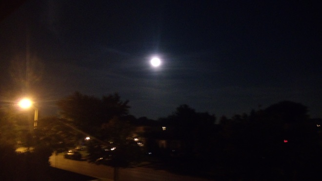 SUPER MOON -BRADFORD ONTARIO Bradford West Gwillimbury, ON