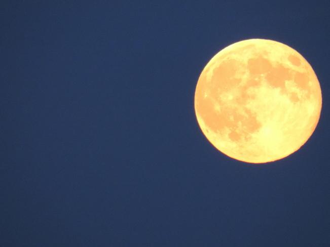 big moon Port Hope, ON