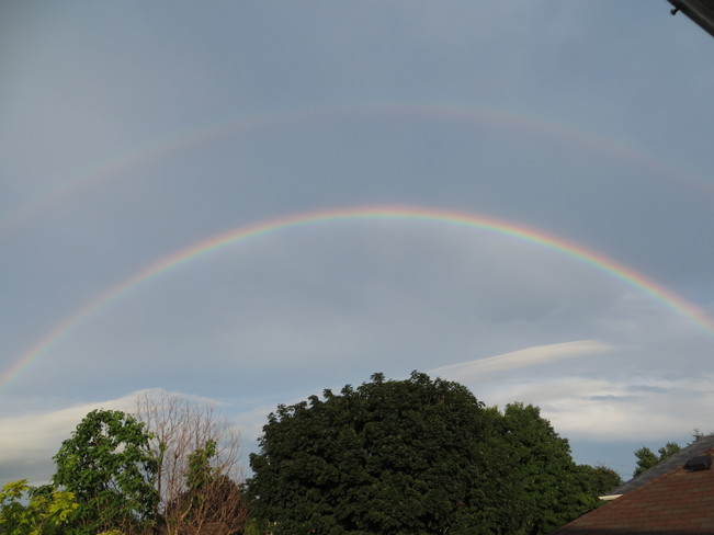 Double Rainbow Bowmanville, ON