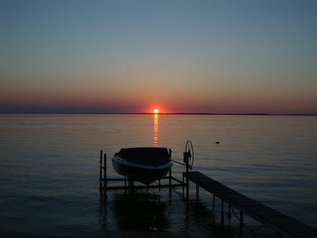 Sunsets in Saskatchewan Cochin, SK